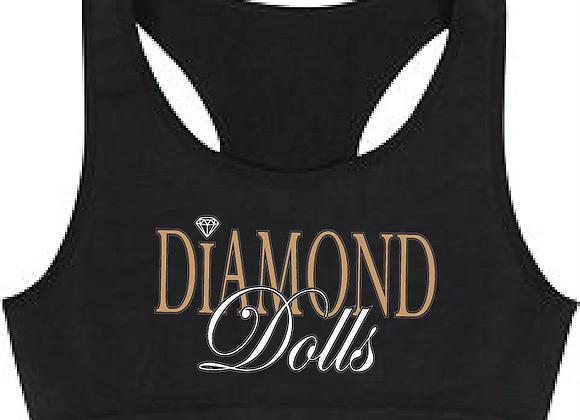 Diamond Dolls Sports Bra
