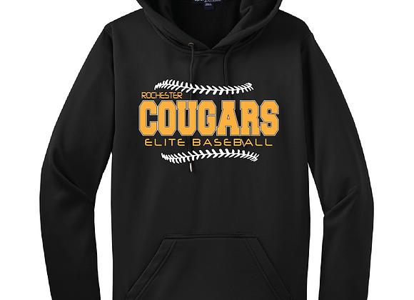 Cougars Sport-Tek Sport-Wick Hoodie