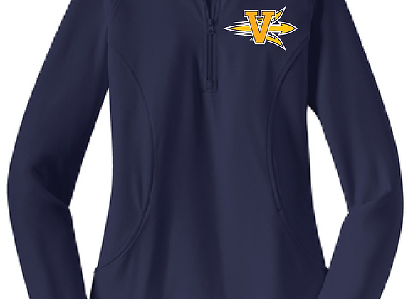 Victor Cheer Ladies 1/2 Zip Pullover