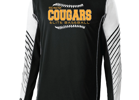 Cougars Holloway Arc LS Tee