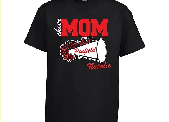 Glitter Penfield Cheer Mom