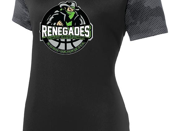 Renegades BB CamoHex Ladies Sport TEE