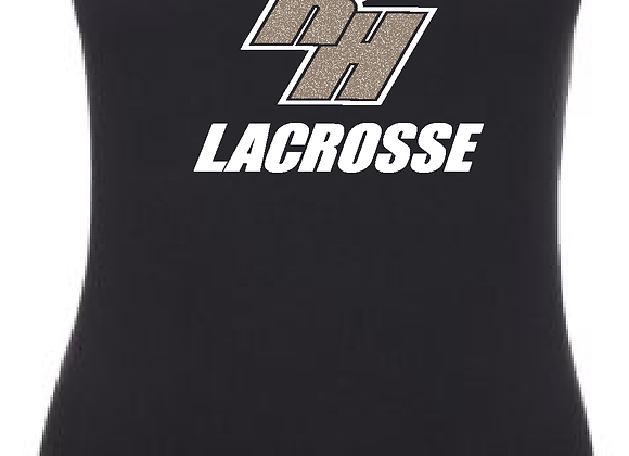 RH Lacrosse Fitted Tank