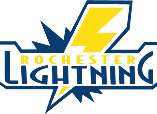 Rochester Lightning Vehicle Decal