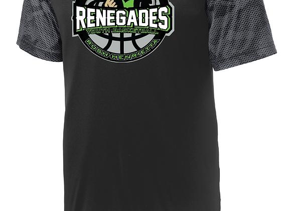 Renegades BB CamoHex Sport TEE