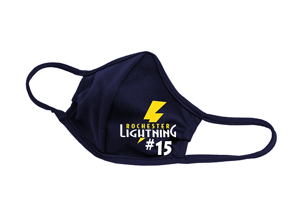 ROC Lightning Personalized Face Mask