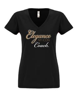 Elegance Vneck coach