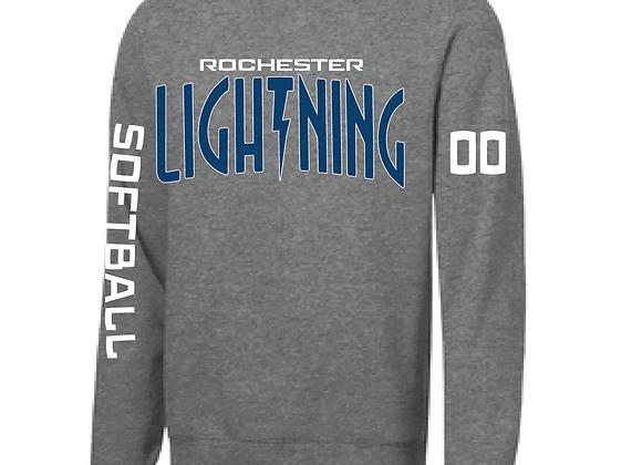Rochester Lightning Crew Sweatshirt D3