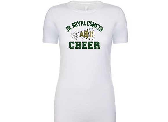 Comets Cheer 6610 - 60/40 cotton/poly
