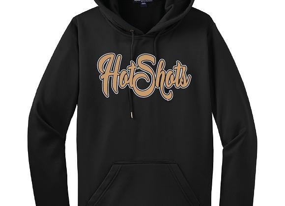 Hot Shots Ladies Hoodie
