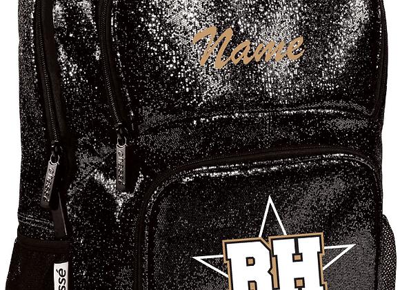 RHYC Chasse Glitter Backpack