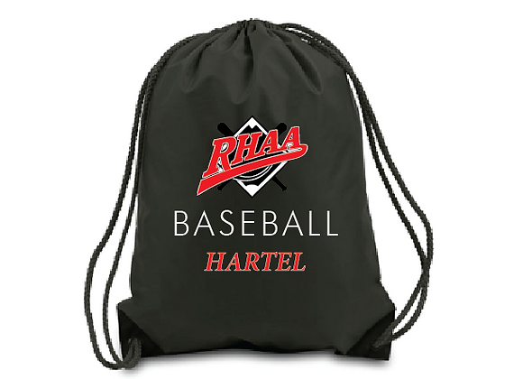 RHAA Personalized Drawstring