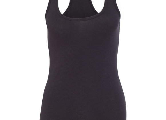 Cheer Fitted Racerback Tank
