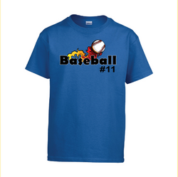Baseball Flame 3 Tee.png