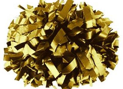 ****** Gold Metallic Poms ****** B team ONLY