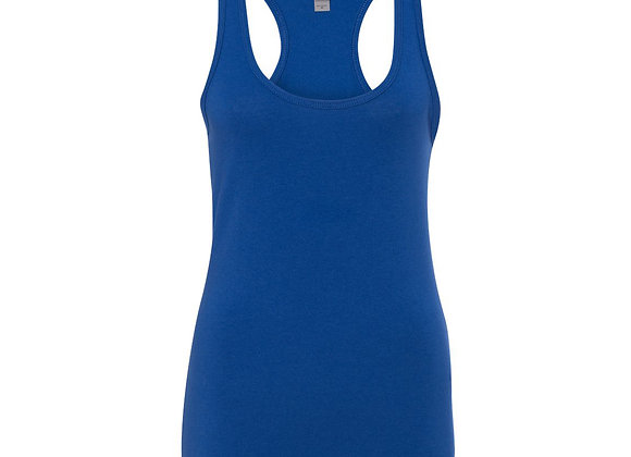 Dance Fitted Racerback Tank