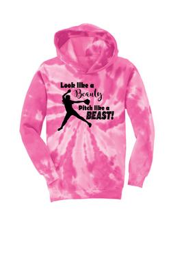 Softball pinktdhoodie