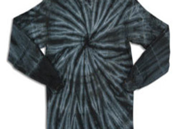 Soccer Tie Dye Long Sleeve