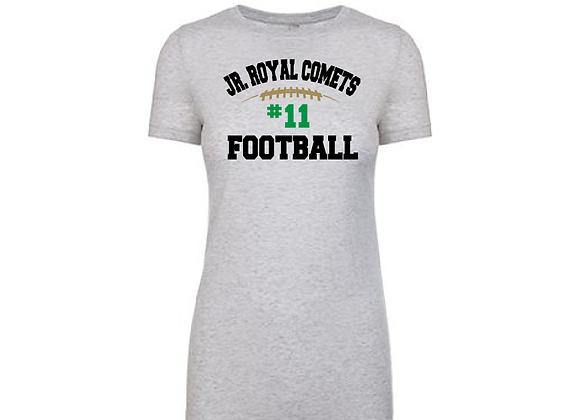 JRC Football 6710 Tri-Blend Tee