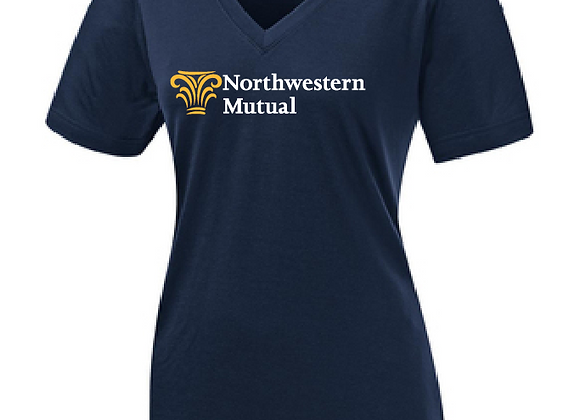 NWM Ladies Performance VNeck