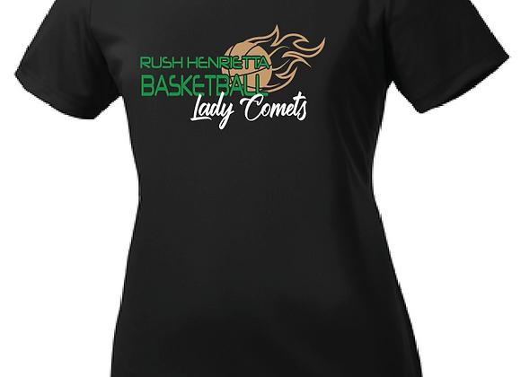 RH Lady Comets BB Ladies Sport-Tek Tee