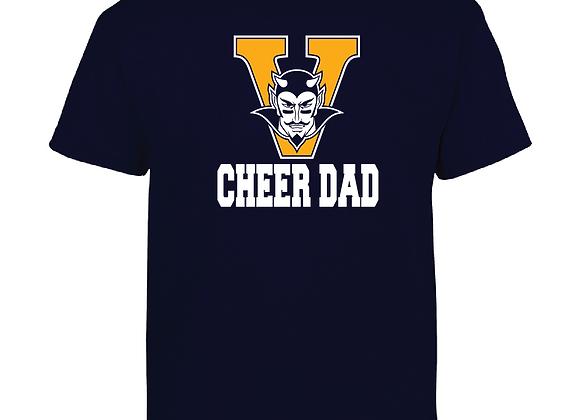 Victor Cheer Dad TEE