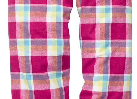 Caribbean Crush Flannel Pant