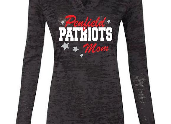 Penfield Patriots Burnout Hoodie