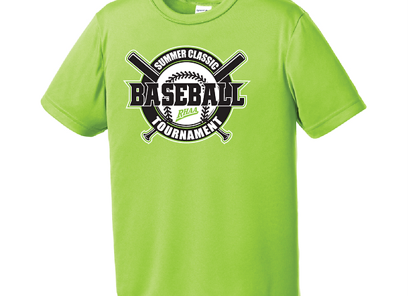 2018 Summer Classic Tournament Tee w/ Name & Number