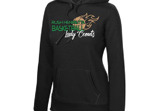 RH Lady Comets BB - Ladies Hoodie