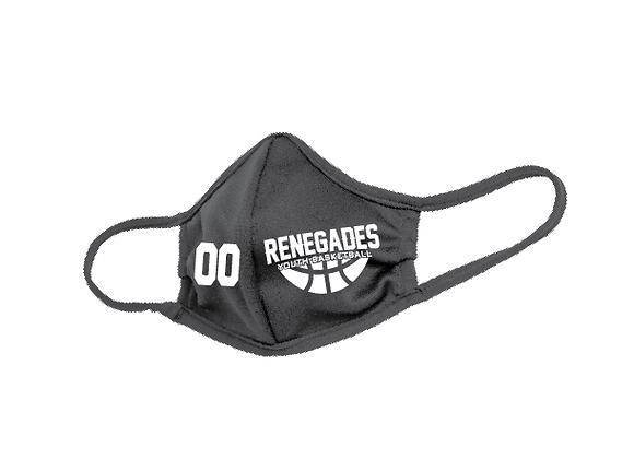 Renegades Basketball Face Mask D2