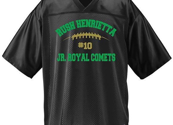 RH Jr Royal Comets Football Jersey