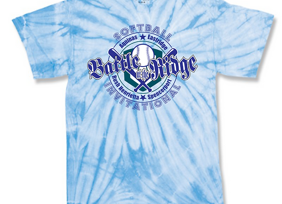 BATR Softball Invitational 2016  TieDye Tee