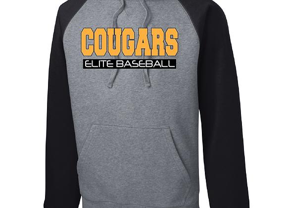 Cougars Sport-Tek Raglan Hoodie
