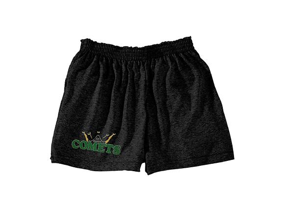 Royal Comets Cheer Shorts
