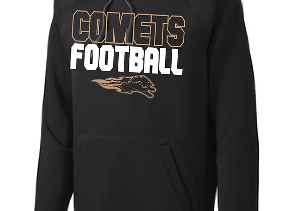 RH Comets Football Performance Hoodie