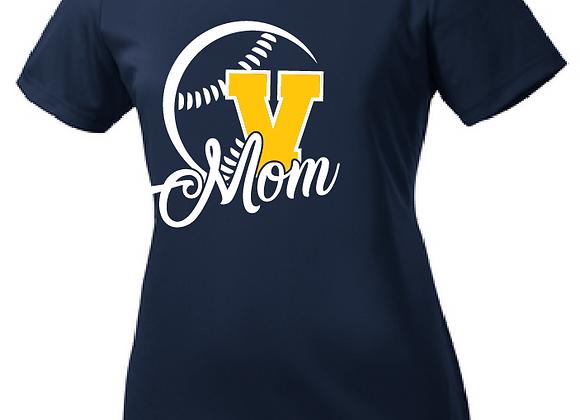 Victor BB Mom Performance Tee