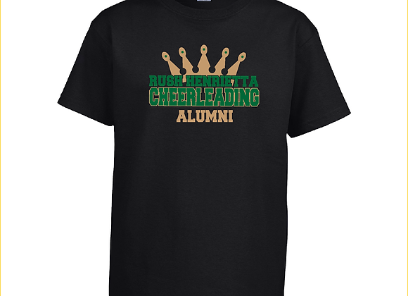 RH Alumni Cheer Crown TEE