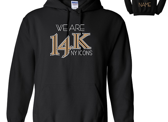 WE ARE 14K Hoodie