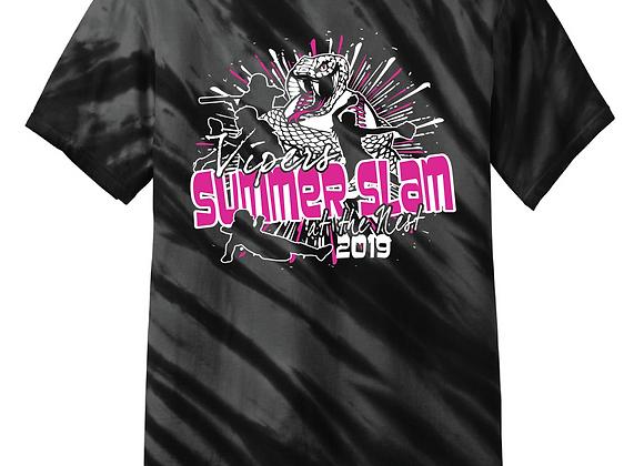 Vipers Summer Slam Tie-Dye Tee