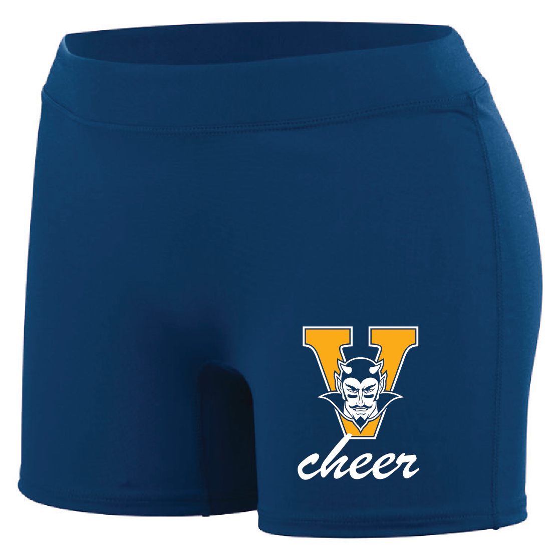 Design1 Fitted Shorts