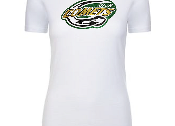 RH Jr. Comets Football 5 Fitted Tee