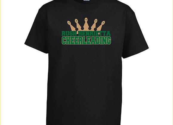 RH Cheer Crown TEE Personalized