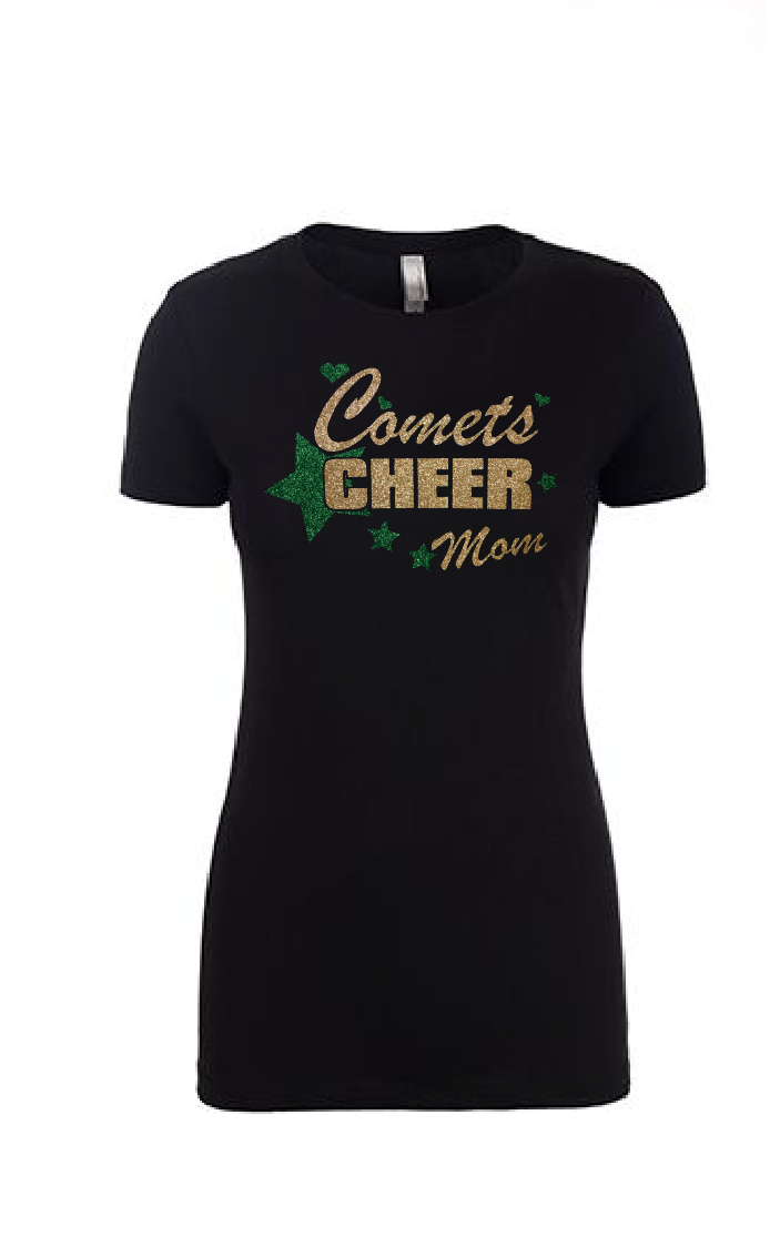 Comets Cheer MOM