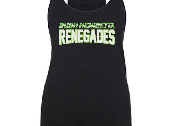 Renegades Fitted Tri Blend Tank