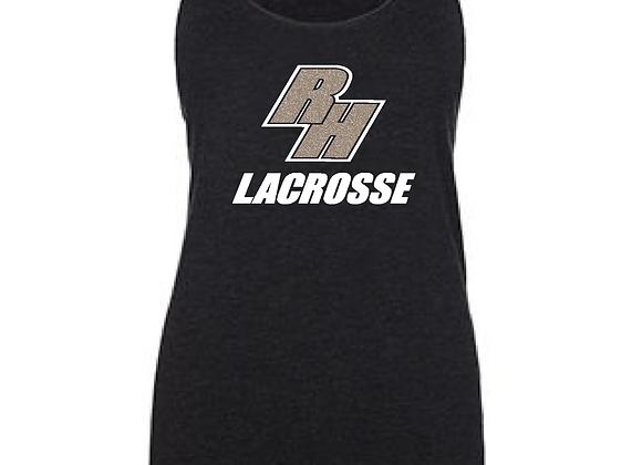 RH Lacrosse Tri-Blend Tank
