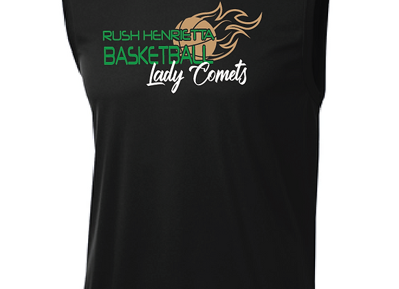 RH Lady Comets BB - SportTek Sleeveless Tee