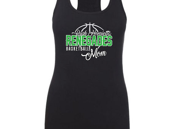 Renegades BB Mom Fitted Tank