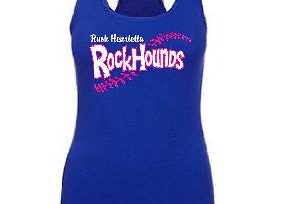 RH Rockhounds Fitted Tank