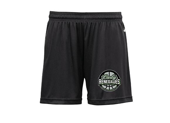 Renegades Lady BB Core Shorts